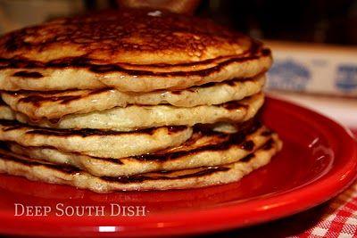 Homemade Buttermilk Pancakes | COOK
